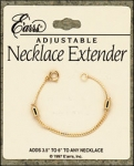 Adjustable Necklace Extender-Gold
