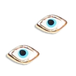 TAI Evil Eye Stud Earrings