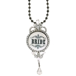 JEST JEWELS Bride Bling Necklace