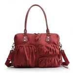 MZ WALLACE Kate Dahlia Bedford Bag