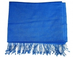 Pashmina-Medium Blue