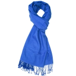JEST JEWELS Medium Blue Pashmina