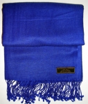 Pashmina-Royal Blue
