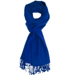 JEST JEWELS Royal Blue Pashmina