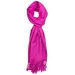 JEST JEWELS Hot Pink Pashmina