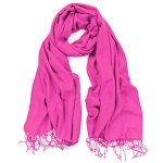 JEST JEWELS Fuschia Pashminanew