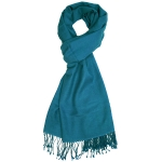 JEST JEWELS Teal Pashmina