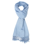 JEST JEWELS Light Blue Pashmina