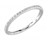 White Gold Diamond Eternity Ring
